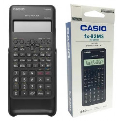 CALCULADORA CASIO FX 82 MS...