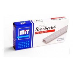 BROCHES MIT 64 X 1000