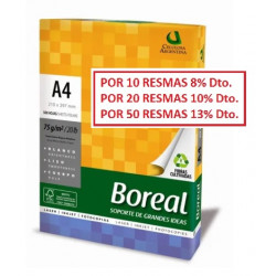 RESMA BOREAL 75GRS.T/A4...
