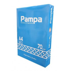 RESMA PAMPA 70GRS.A4 21x29.7