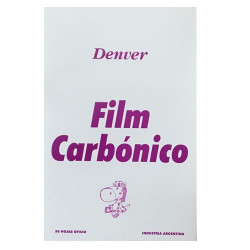 PAPEL CARBONICO DENVER FILM...
