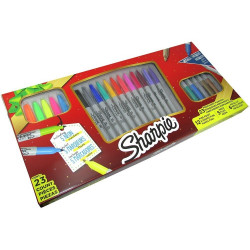 MARCADORES SHARPIE FINO SET...