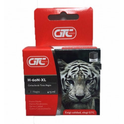 TINTA GTC HP 60N GT-H60XL...