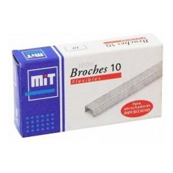 BROCHES MIT 10 x1000