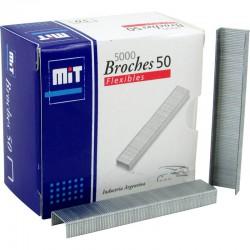 BROCHES MIT 50 X 5000...