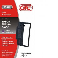 CINTA GTC EPSON ERC 38
