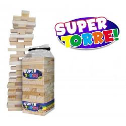 JENGA GRANDE SUPER TORRE 4621