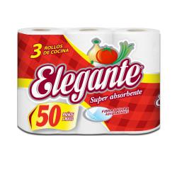 ROLLO COCINA ELEGANTE X 3...